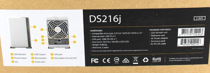 Synology DS216j-Photo-box rear crop