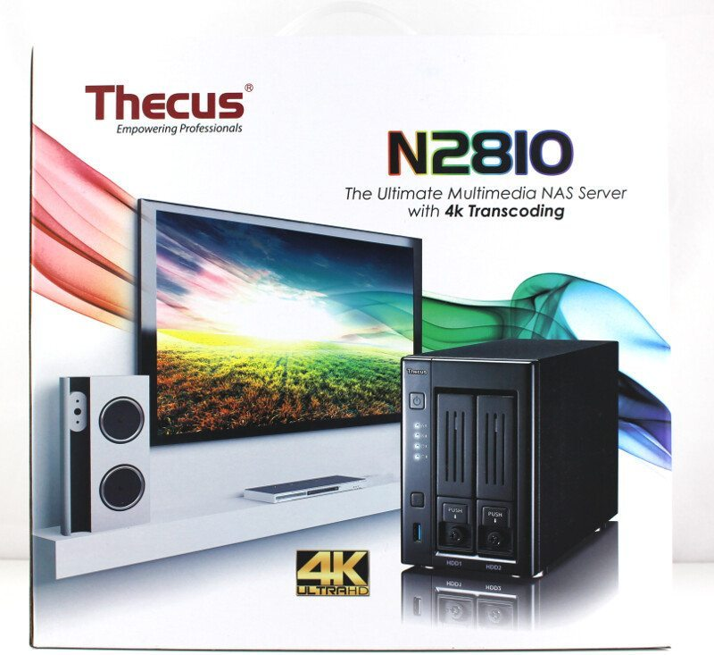 Thecus_N2810-Photo-box front