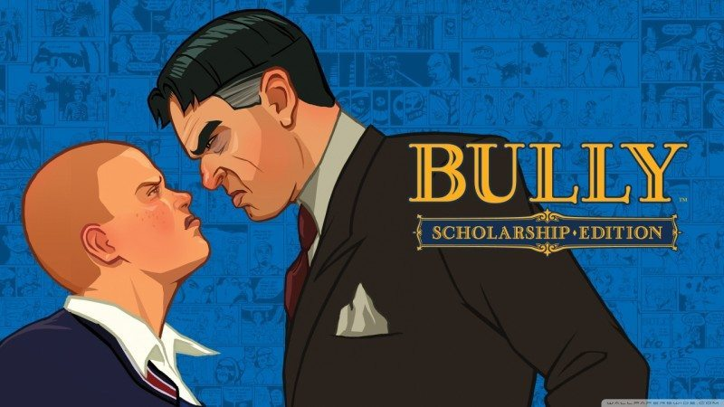 bully scholarship edition wallpaper 1280x720