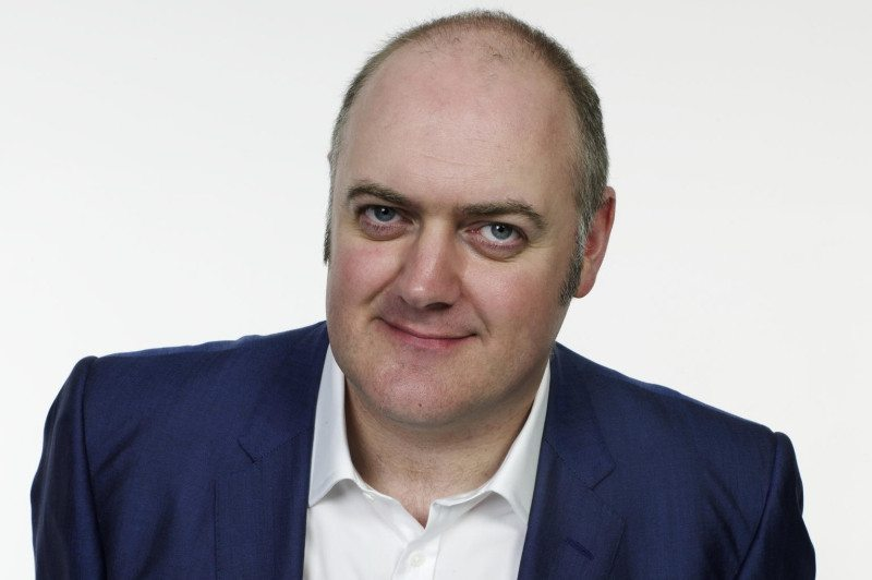 Mock The Week S7 - Picture shows: Dara O'Briain