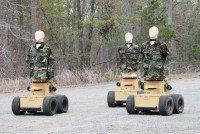 robot targets