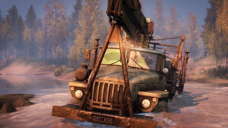 Spintires Removed From Steam