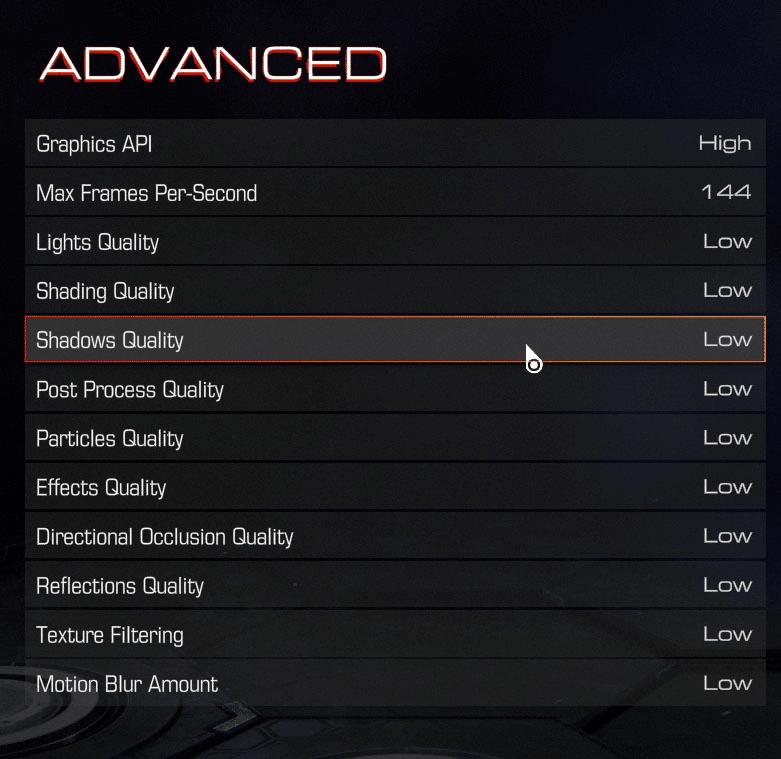 DOOM advanced settings (2)