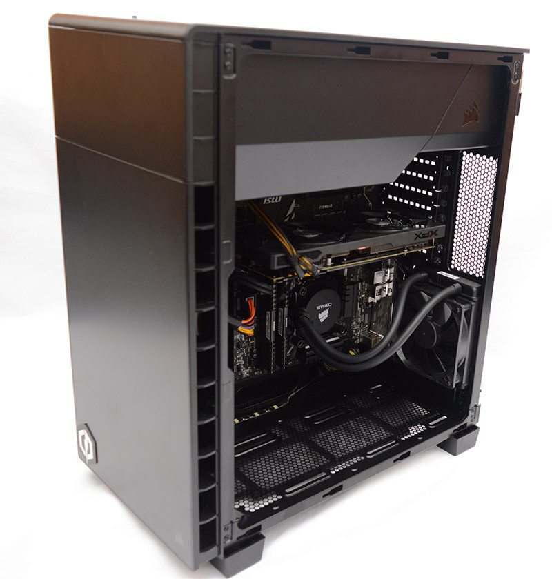 Cyberpower Infinity X55 Pro Gaming PC Review