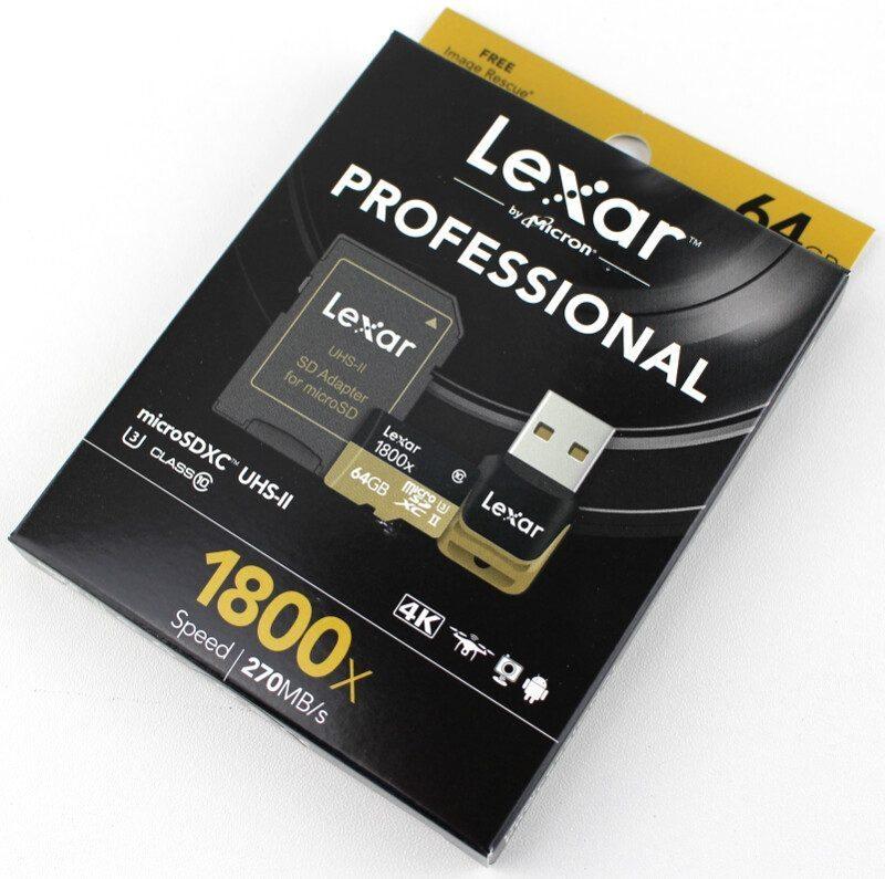 Lexar_SDXC1800x-Photo-box front
