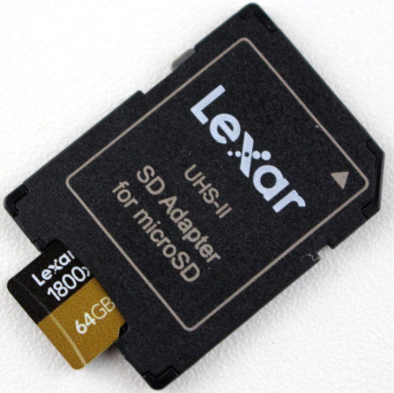 Lexar_SDXC1800x-Photo-sd adapter