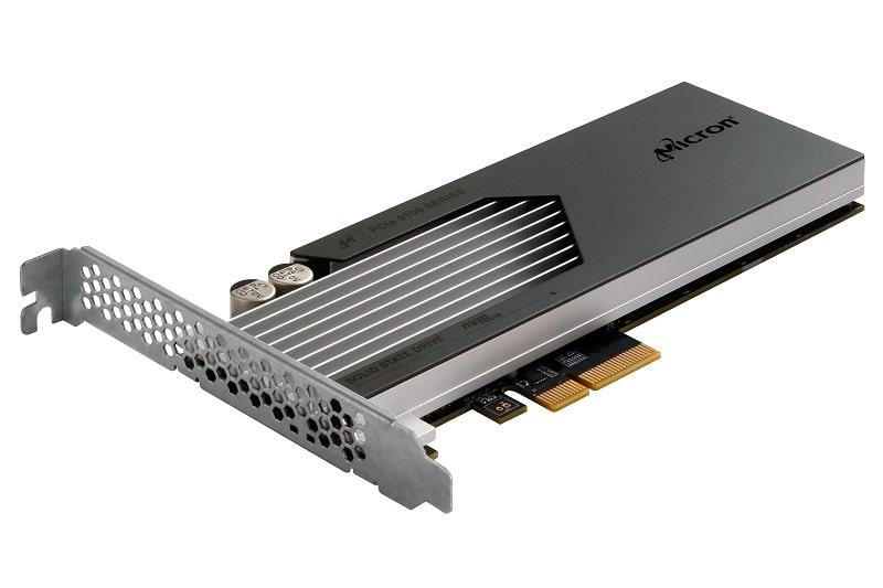Micron 9100 PCIe SSD