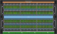 Nvidia GP100 Pascal Block Diagram