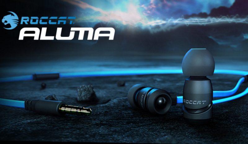 Roccat Aluma Premium In-Ear Headset Review