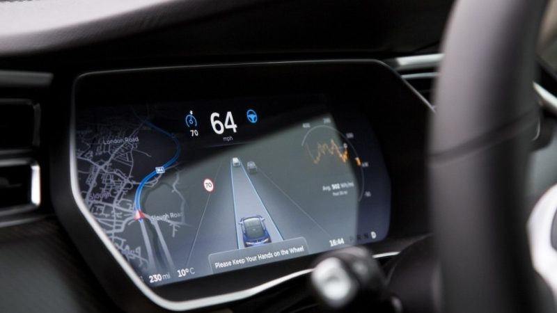 Tesla Autopilot Update to Rely More on Radar