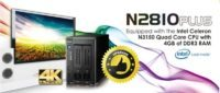 Thecus N2810plus upgrade