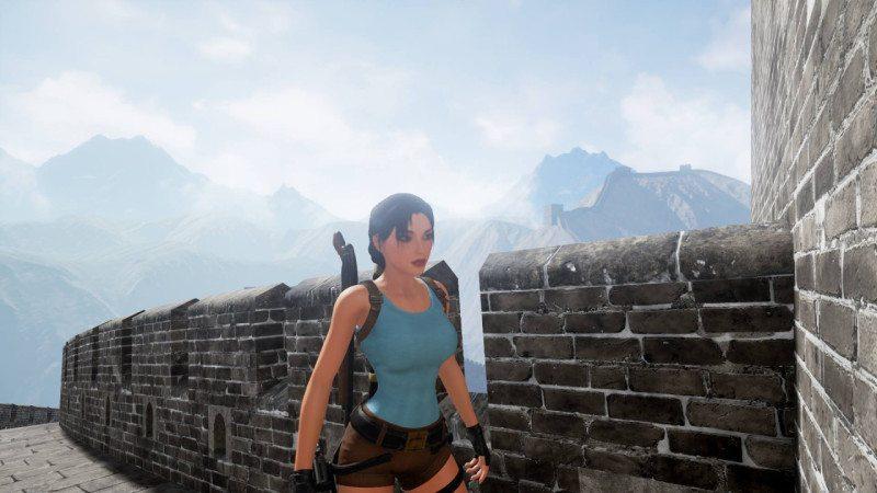 Tomb Raider 2 Unreal Engine 4 5