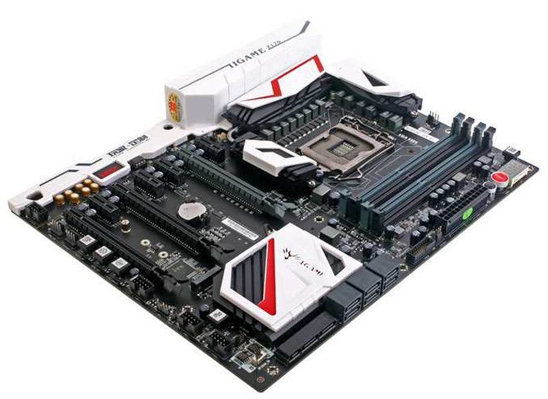 Colorful Releases iGame Z170 Ymir-X Motherboard