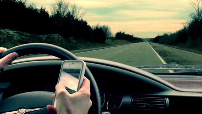 If You Text and Drive You Will Get Trolled by the NHTSA