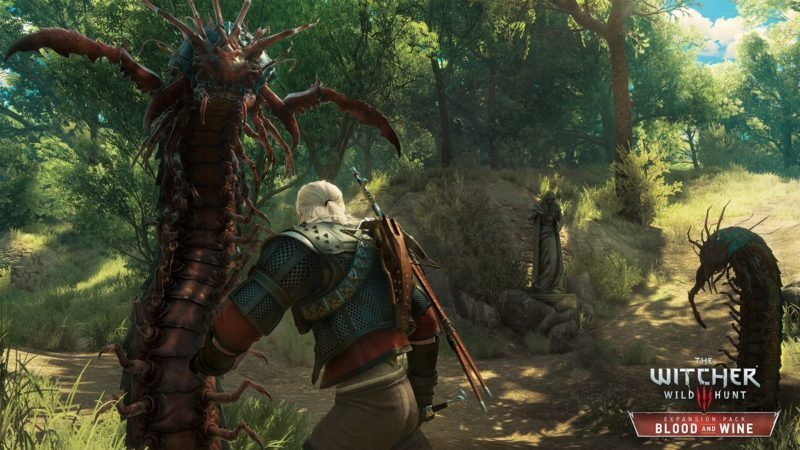 New Witcher 3 Region as Big as Skellige and Has Improved Visuals