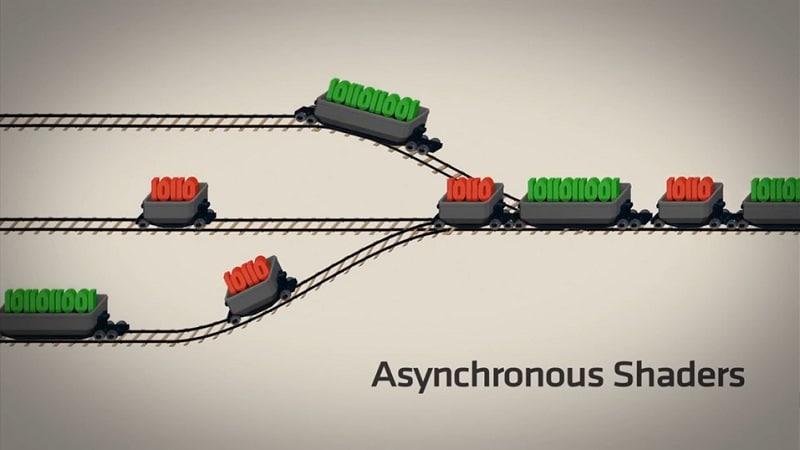 Aysnch Compute Async Shaders AMD