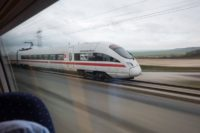 Deutsche Bahn self driving cars