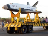Indian spaceplane