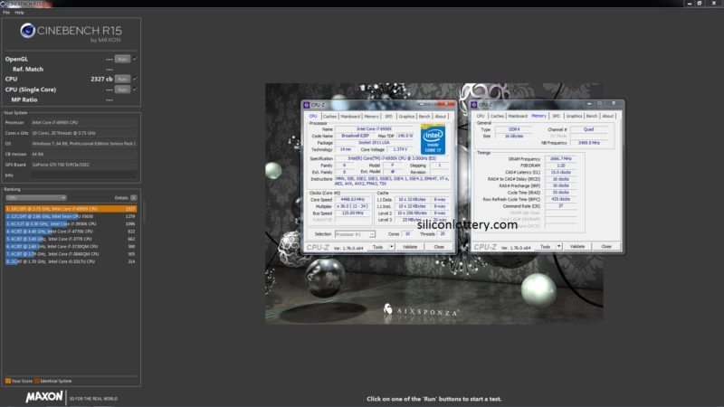 Intel's Core i7-6950X Is Better Than the i7-5960X! (2)