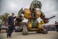 Megabots and NASA2