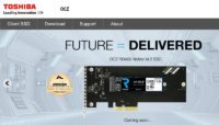 OCZ Toshiba Rebranding