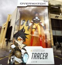 Overwatch giant tracer