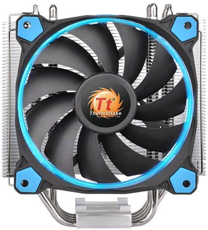 Thermaltake Riing Silent 12 CPU Cooler Review