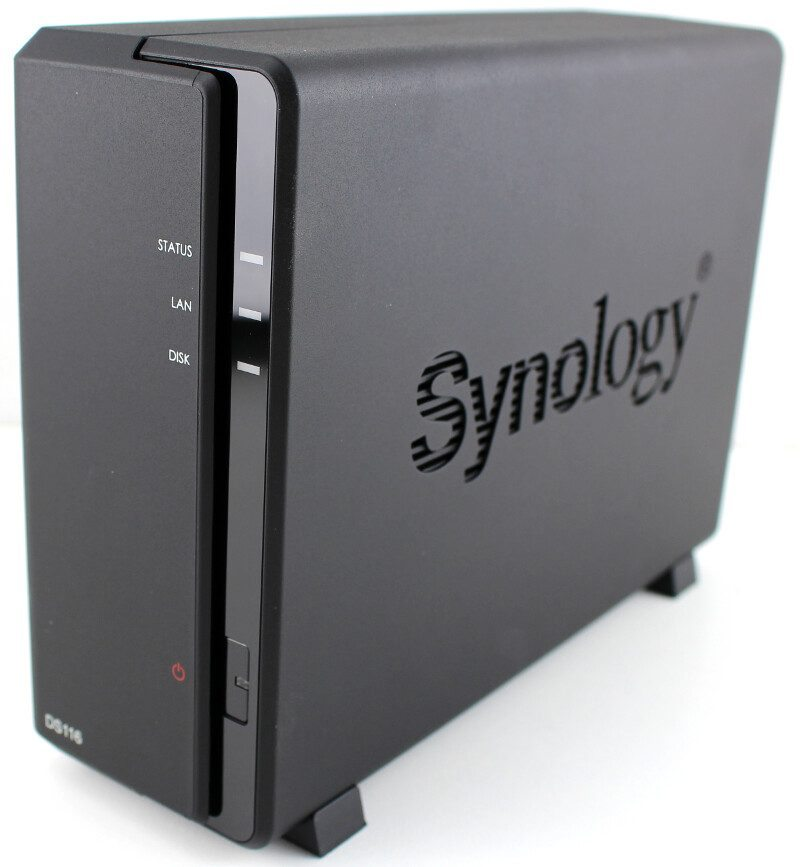 Synology DiskStation DS116 1-Bay Value NAS Review