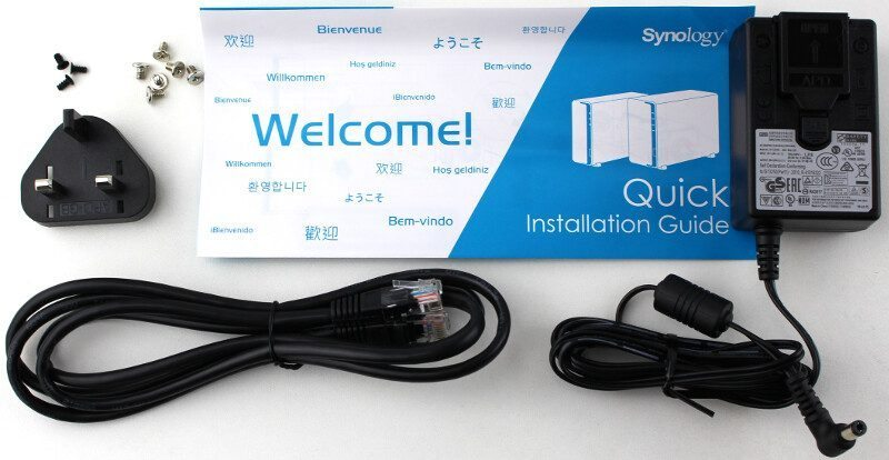 Synology_DS116-Photo-box content