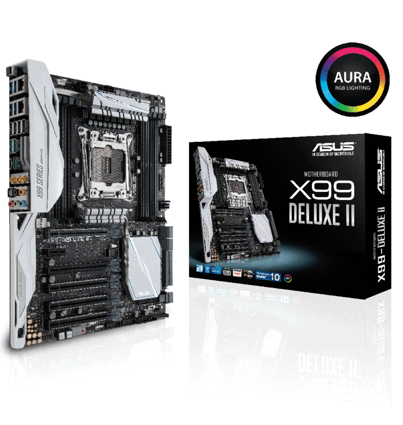 X99-DELUXE II-with Box