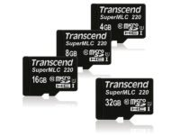 transcend micro sd cards