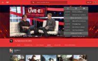 youtube event hub