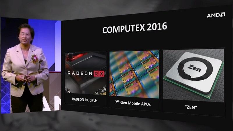 AMD Computex 2