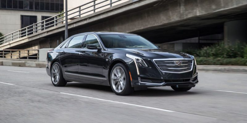 Watch a 360 Video Taken From Your Cadillac