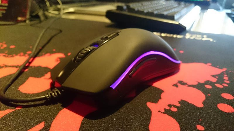 New Gaming Mice and Headsets from Ozone at Computex