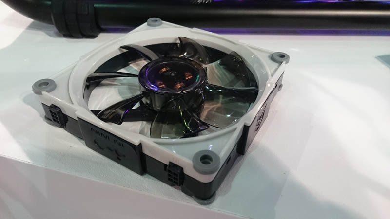 InWin Innovate With Aurora RGB Fans