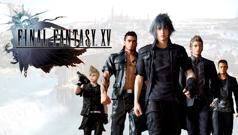 Final Fantasy XV game releases