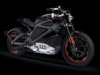 LiveWire an electric motorcycle