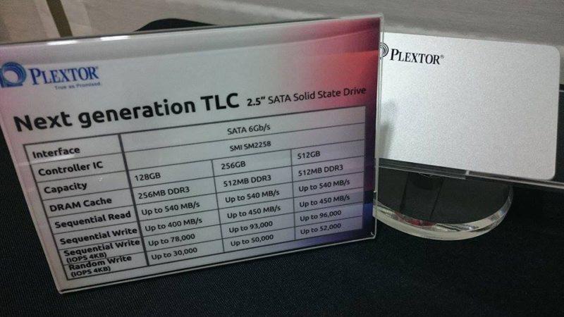 Plextor NG TLC