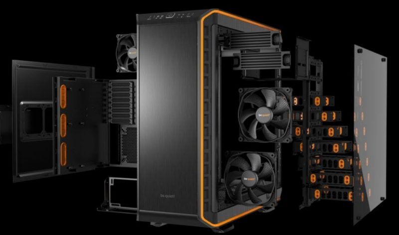 be quiet! Dark Base Pro 900 Chassis Review