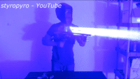 The Laser Bazooka is both dangerous and cool