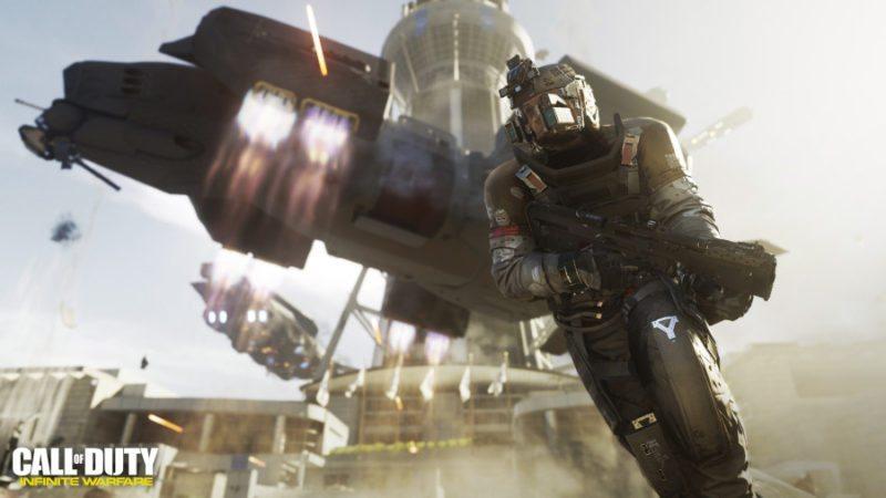 Infinite Warfare Minimum Specs Revealed - You'll Want At Least a GTX 660 / HD 7850