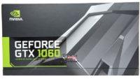 Nvidia GTX 1060 Pascal GP106 1