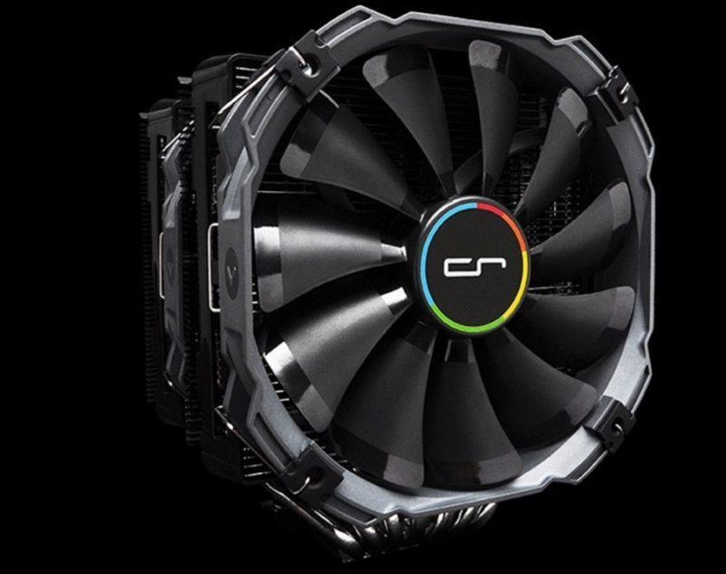 Cryorig R1 Ultimate Dual Tower Cooler Review