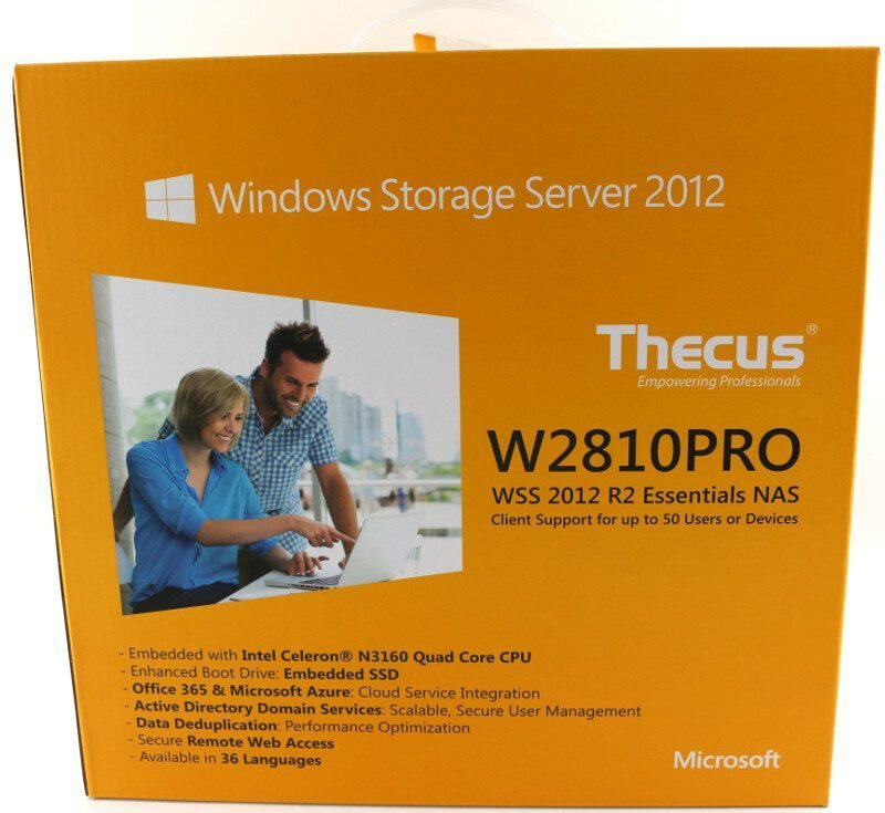 Thecus_W2810PRO-Photo-box front