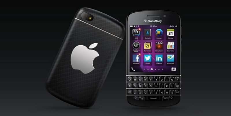 """Blackberry is """"Disturbed"""" by Apple's Encryption Policy"""