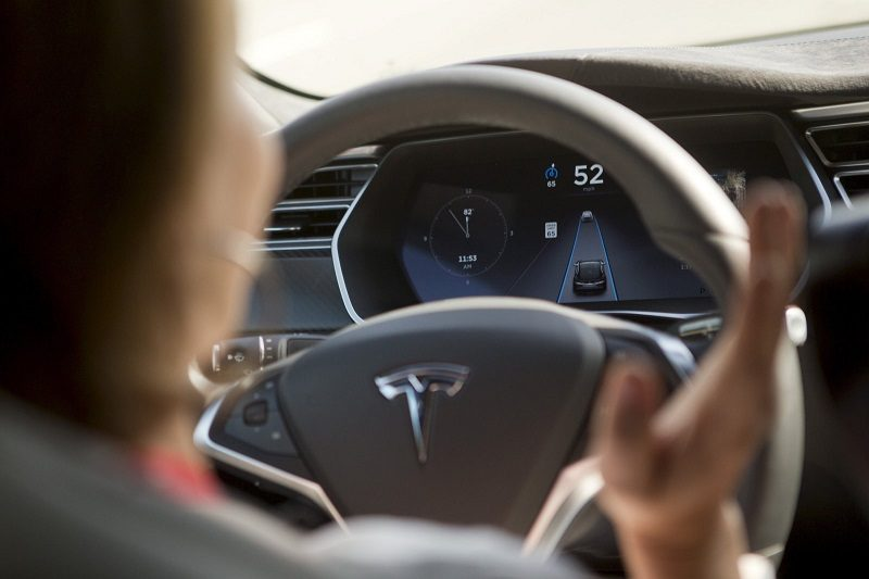 Tesla Autopilot Takes the Blame for Another Car Crash
