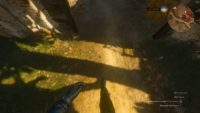 witcher 3 first person