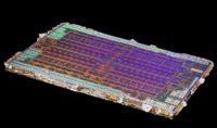 AMD Ellesmere Polaris 10 GPU Die Shot