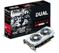 ASUS AMD RADEON RX 460 DUAL
